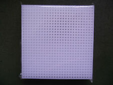 "Darice 10 x 4"" Square 7 Count Plastic Canvas Shapes"
