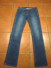 womens WITCHERY straight leg denim stretch jeans SZ 9