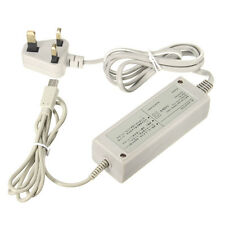 AC Power Supply Cable Adapter Wall Charger For Nintendo Wii U Gamepad UK plug