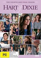 Hart of Dixie : Season 4 FINAL : NEW DVD