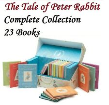 The World of Peter Rabbit - The Complete Collection 23 Book Set Beatrix Potter