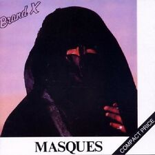 Brand X Masques CD NEW SEALED Phil Collins