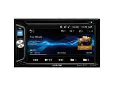 """Alpine IVE-W560BT 6.2"""" Double Din CD DVD iPod iPhone Bluetooth USB Android"""