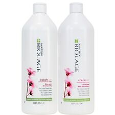 Matrix Biolage Colour last Shampoo & Conditioner DUO (1 Litre) 1000ml + 2 Pumps