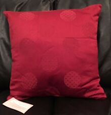 4 Traditional Red Cushion Cover-100% Cotton Pillow Case Home Sofa Decor 16 Inch