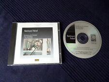 CD Reinhard Febel WERGO Arditti-String-Quartet Teldec 1988 Das Unendliche