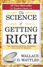 The Science of Getting Rich by Wallace D. Wattles - Audio Book MP3 CD