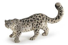 Papo 50160 Snow Leopard Wild Animal Model Toy Replica - NIP