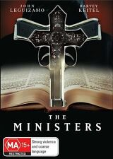 The Ministers DVD FREE LOCAL POST NEW SEALED REGION 4 PAL FORMAT