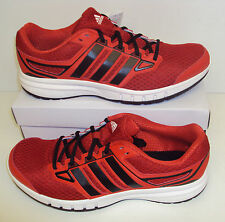 Adidas Men's Galaxy Elite Red White Running Gym Trainers Shoes New Size UK 6.5