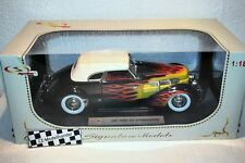 Cord 812 Supercharged • 1937 • 1:18 • Signature Models