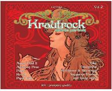 Krautrock Music for your Brain Vol. 2 (6 CD's) NEU/OVP