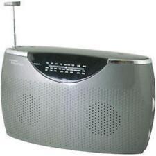 Lloytron N3401GR Elegance 3 Band AC/DC Portable Radio