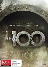 The 100: Season 2 (DVD, 2015, 4-Disc Set), NEW SEALED