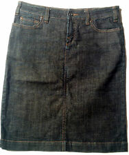 EUC - RRP $169 - Womens Stunning Country Road Stretch Denim Skirt Size 8, 26
