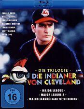 Die Indianer von Cleveland - Die Trilogie (FSK16) (Blu-ray) NEU+OVP
