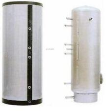 Elektro - Edelstahl - Speicher 200L 2WT für Solar, Heizung, Warmwasser, PV