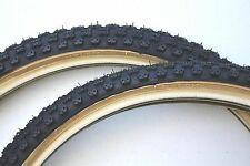 OLD SCHOOL BMX TYRES COMP 3 SKIN WALL CST SOLD IN PAIRS BLACK 20 X1.75 X2