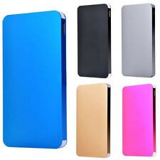 Ultrathin 50000mAh Dual USB Power Bank Portable External Backup Battery Charger