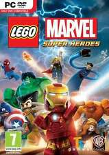 Lego Marvel Super Heroes - PC DVD - Boxed, brand new and factory sealed