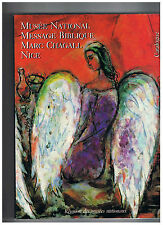 MUSEE NATIONAL MESSAGE BIBLIQUE - MARC CHAGALL - NICE -