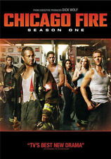 CHICAGO FIRE (COMPLETE SEASON 1 DVD SET - SEALED + FREE POST)