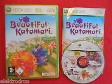 BEAUTIFUL KATAMARI - Microsoft Xbox 360 ~PAL~3+ Action/Puzzle Game