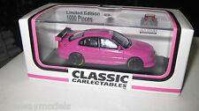 CLASSIC 1/64 HOLDEN VY COMMODORE PINK 2006 AUSTRALIAN DIECAST CONVENTION MODEL
