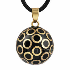 Jingle harmony bell Musical Pendant Chimes Mexican Bola Pregnant Wonen Necklace