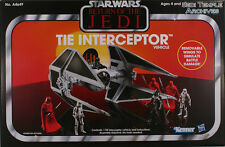 Star Wars Legacy The Vintage Collection TVC Exclusive Tie Interceptor Fighter z