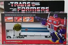 BRAND NEW TRANSFORMERS AUTOBOTS G1 OPTIMUS PRIME TOY WITH BOX SET K.O Verison