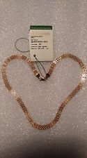 585,14ct., Russian Gold Necklace -- 14.15 gr., length = 40 cm.,NEW in a gift box