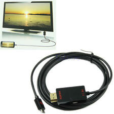 HDTV Video Adapter 6FT Slimport MyDP to HDMI Cable For 4 Nexus 7 II LG G2 Google