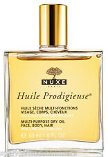 Nuxe HUILE PRODIGIEUSE Multi Purpose Dry Oil For Face/Body/Hair 50ml