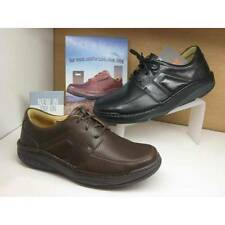 New Clarks Men ** MOVERS FLOW ** BROWN LEATHER ** STRONG & THICK SOLE **  UK 6.5