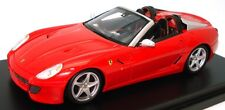 FUJIMI HAND MADE RESIN 1/43 FERRARI 599 - NEW IN DISPLAY CASE - AWESOME!