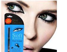 2 pieces  Natural Soft Kajal Blue heaven eyeliner ,long lasting, extra black
