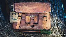 New Vintage Messenger Bag,Office Bag, Laptop Bag, Leather Satchel, Crossbody Bag