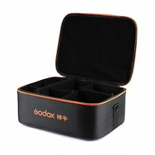 Godox Suitcase Carrying Bag for AD600 AD600B AD600BM AD360 TT685 Flash Kit