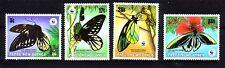 Papua Neuguinea Michelnummer 574 - 577 postfrisch (WWF)