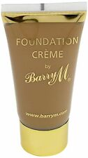 BARRY M creme foundation in shade 4 - 30ml.