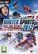 Winter Sports 2012 Feel the Spirit - PC - New & Sealed
