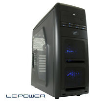 LC-Power - ATX-Gaming-Gehäuse - Gaming 975B Air Wing - USB 3.0 & Dockingstation