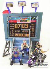 SCOREBOARD HIDEOUT 1993 Biker Mice from Mars Play Set Galoob Boxed Action TV