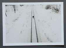 Alex Majoli Limited Edition Photo 17x24cm Cesis Litauen 2004 (für Magnum) Schnee