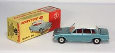 Dinky Toys 135, Triumph 2000, Mint in Box                       #ab1648
