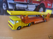 Matchbox-Superkings K11Daf car transporter made in England by Lesney 1970