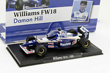 Damon Hill Williams FW18 #5 Weltmeister Formel 1 1996 1:43 Altaya