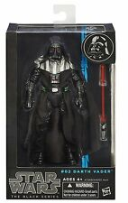 "Hasbro Star Wars The Black Series 6"" W3/14 #02 Darth Vader Action Figure"