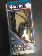 Car Charger for Philips Spark,Diga,Twist in  Black PS-DP Brand New Original Pack